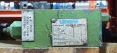 Válvula hidráulica (modelo: DGMX25PPCW2)
