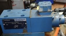 Válvula hidráulica (modelo: DRE10-52/200YMG24K4)