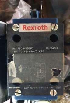 Válvula hidráulica (modelo: FMR10P64-10/0W10)