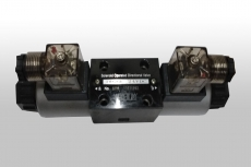 Válvula direcional (modelo: 4DWG6L 24V)