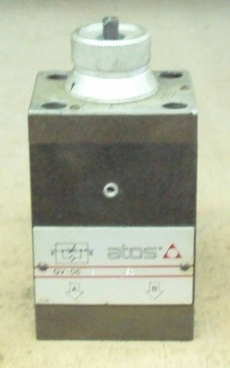 Válvula hidráulica (modelo: QV-06/16/50)