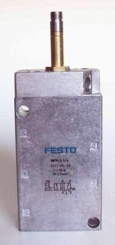 Válvula pneumática (modelo: MFH-5-1/4)