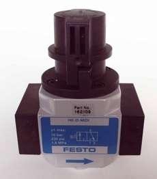 Válvula pneumática (modelo: HE-D-MIDI)