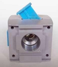 Válvula de fechamento (modelo: HEAM3-G3/4)
