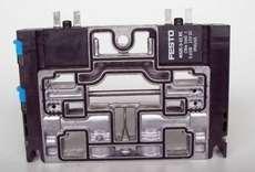 Válvula pneumática (modelo: CPV14-M1H-2X3GLS-1/8)
