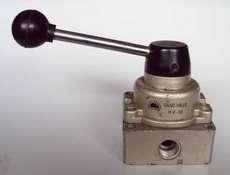 Válvula rotativa (modelo: HV-03)
