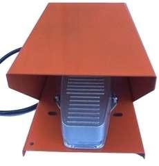 Pedal elétrico com proteção (marca: Werk Schott)