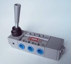 Válvula manual (modelo: 7580CF)