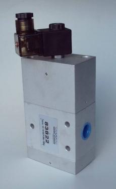 Válvula pneumática (modelo: 83822)