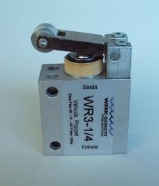 Válvula pneumática (modelo: WR3-1/4)