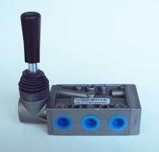 Válvula manual (modelo: 205112-00)