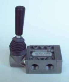Válvula manual (modelo: 203102-00)