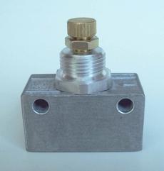 Regulador de fluxo (modelo: 1/4X1/4 GRA-1/4-B)