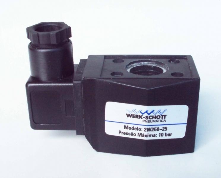 marca: Werk Schott <br/>modelo: 2W25025 24VDC <br/>estado: nova