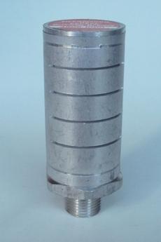 Silenciador (modelo: 4806-1000 rosca 3/8)