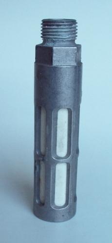 Silenciador (modelo: U1/2B)