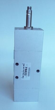 Válvula pneumática (modelo: 75822)