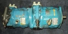 Bomba hidráulica (modelo: A10VSO28DER/30R-PKC62N00)