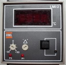 Controlador de temperatura (modelo: LMI2P)