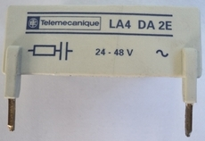 Bloco para contator (modelo: LA4DA2E)