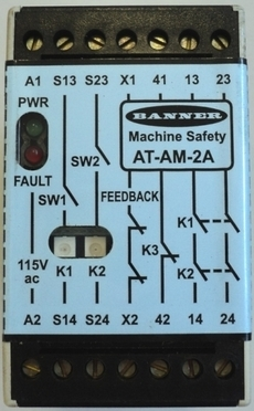Chave elétrica (modelo: ATAM2A)
