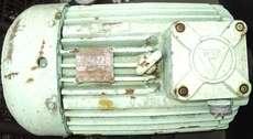 Ventoinha (modelo: c/ motor 10HP)