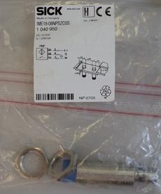 Sensor (modelo: IME18-08NPSZC0S)