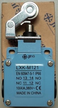 Fim de curso (modelo: LXKM121)