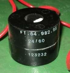 Bobina (modelo: FT649829B) para válvula pneumática