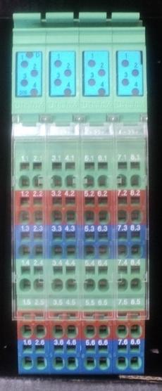Bloco (modelo: IB IL 24 DI 16 PAC)