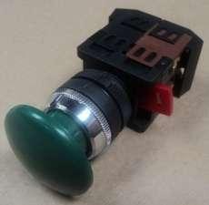 Botão cogumelo (modelo: LAY80PC35)