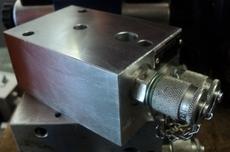 Bloco hidráulico (modelo: IH15MB-1X/WZ-M/V)
