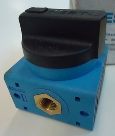 Válvula pneumática (modelo: HE-1/4-S-B)