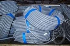 Tubos para passagem de cabos