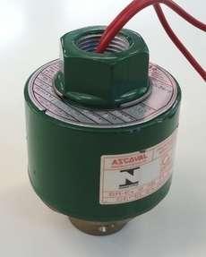 Válvula solenóide (modelo: 119262-1)