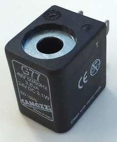 Bobina (modelo: G7748V) para válvula pneumática