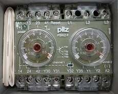 Controle de parada (modelo: PSWZ-F 24VDC)