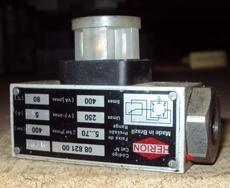 Pressostato (modelo: 0882100)