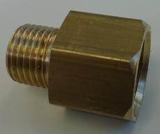 Adaptador (modelo: 1/2X3/8)