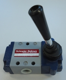 Válvula manual (modelo: 53003-LS)