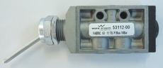 Válvula pneumática (modelo: 53112-00)