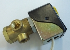 Válvula solenóide (modelo: 30BU05DNY)