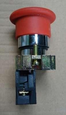 Botão cogumelo (modelo: LAY5BC4)