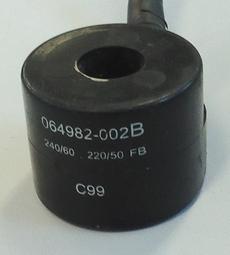 Bobina (modelo: 064982002B) para válvula pneumática