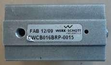 Cilindro pneumático (modelo: CWCB016BRP0015)