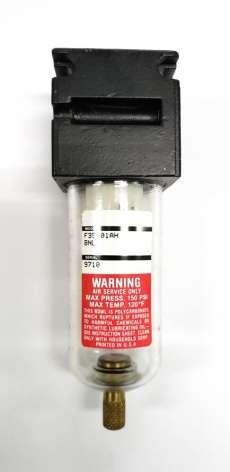 Filtro (modelo: F35-01AH rosca 1/8)