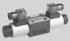 Válvula hidráulica (modelo: 4DWG6E)