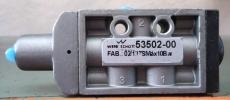 Válvula pneumática (modelo: 5350200)