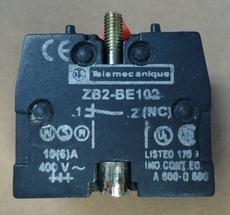 Bloco p/ botão (modelo: ZB2BE10212NC)