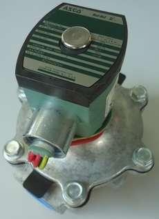 Válvula solenóide (modelo: 8215G50VH)